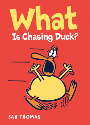 What Is Chasing Duck? (The Giggle Gang) Cover Image