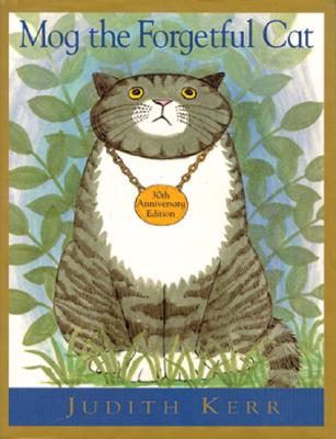 Mog the Forgetful Cat Cover
