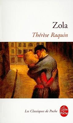 Therese Raquin (Le Livre de Poche #34) Cover Image