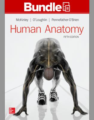 Gen Combo LL Human Anatomy; Connect Apr Phils Access Card Cover Image