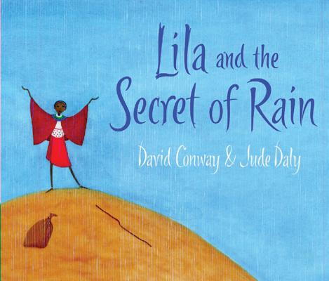 Lila and the Secret of Rain Cover