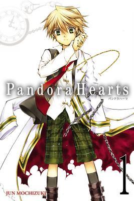 PandoraHearts, Vol. 1 Cover Image
