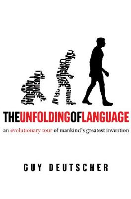 The Unfolding of Language Cover