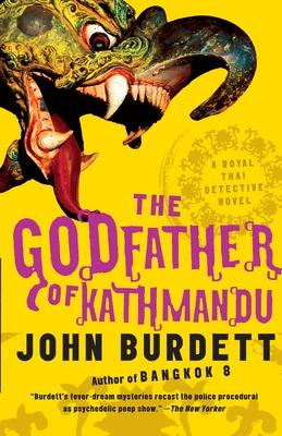 The Godfather of Kathmandu Cover