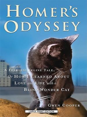Homer's Odyssey Cover