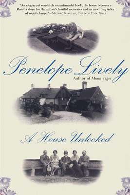 A House Unlocked Cover