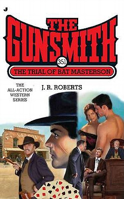 The Trial of Bat Masterson Cover