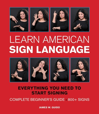 Learn American Sign Language Cover Image