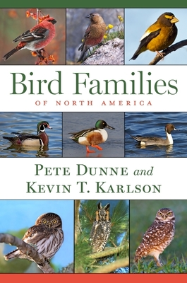 Bird Families of North America Cover Image