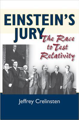 Cover for Einstein's Jury