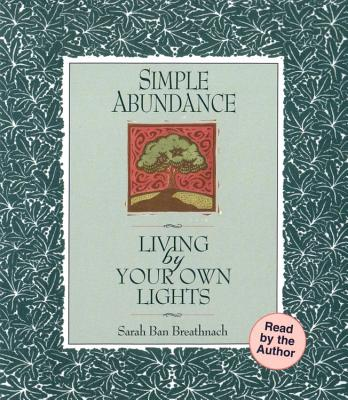 Simple Abundance: Living by Your Own Lights Cover Image
