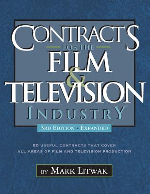 Contracts for the Film & Television Industry Cover Image