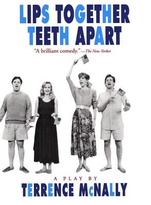 Cover for Lips Together, Teeth Apart