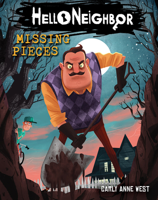 Cover for Missing Pieces (Hello Neighbor, Book 1)
