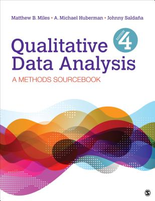 Qualitative Data Analysis: A Methods Sourcebook Cover Image