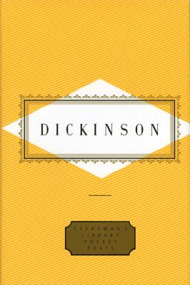 Dickinson: Poems (Everyman's Library Pocket Poets Series) Cover Image