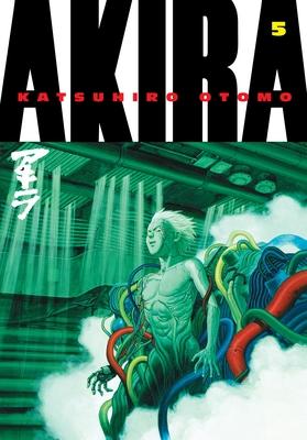 Akira, Volume 5 Cover