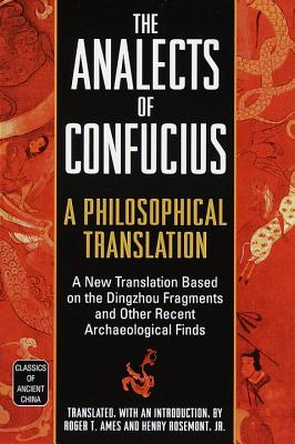 The Analects of Confucius Cover