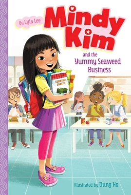 Mindy Kim and the Yummy Seaweed Business Cover Image