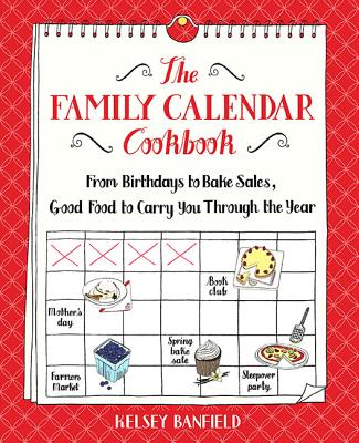 Cover for The Family Calendar Cookbook