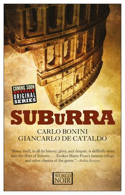 Suburra Cover Image