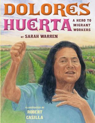 Dolores Huerta Cover