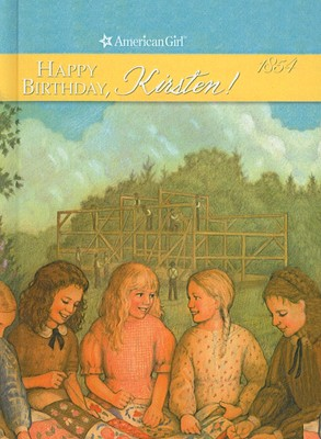 Happy Birthday, Kirsten!: A Springtime Story Cover Image