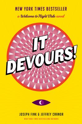 It Devours!: A Welcome to Night Vale Novel Cover Image