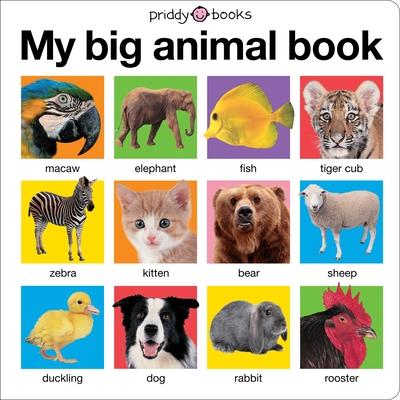 My Big Animal Book (My Big Board Books) Cover Image