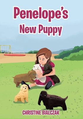 Penelope's New Puppy Cover Image