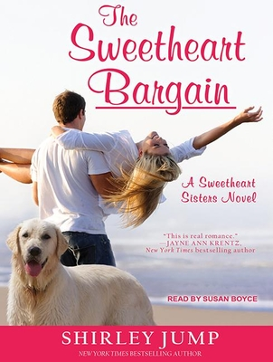 Cover for The Sweetheart Bargain (Sweetheart Sisters #1)