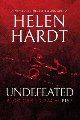 Undefeated (Blood Bond Saga #5) Cover Image