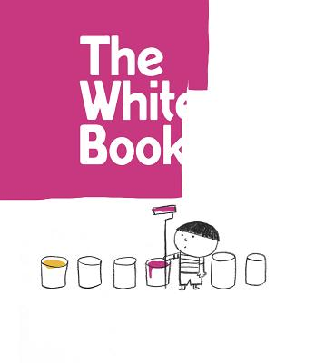 The White Book: A Minibombo Book Cover Image