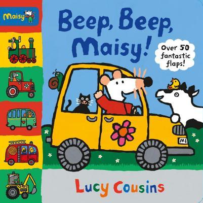 Beep, Beep, Maisy! Cover Image