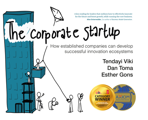 The Corporate Startup: How Established Companies Can Develop Successful Innovation Ecosystems Cover Image