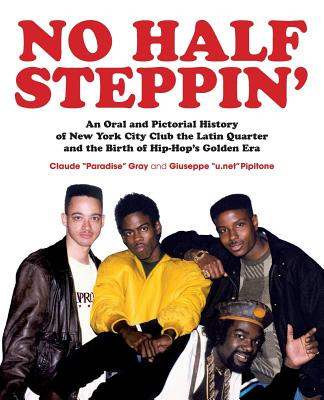 Cover for No Half Steppin' (Paperback)