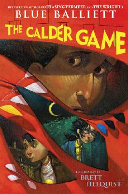 The Calder Game Bk 3 Cover
