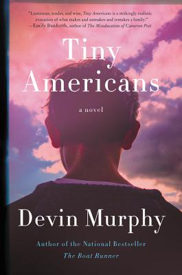 Tiny Americans: A Novel Cover Image