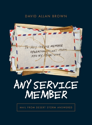 Any Service Member: Mail from Desert Storm Answered Cover Image
