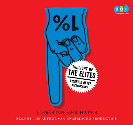 Twilight of the Elite(lib)(CD) Cover Image