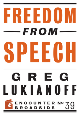 Freedom from Speech Cover Image