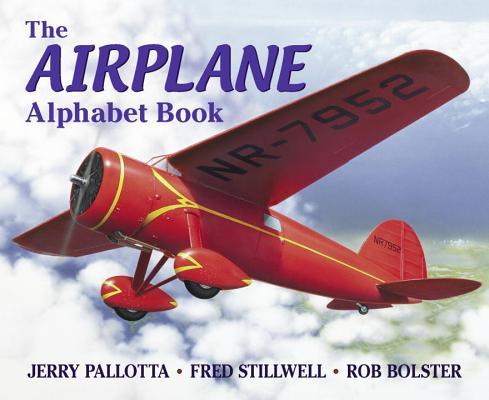 The Airplane Alphabet Book Cover