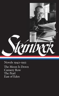 Steinbeck Novels 1942-1952 Cover