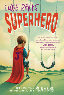 Jude Banks, Superhero Cover Image