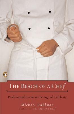 The Reach of a Chef Cover