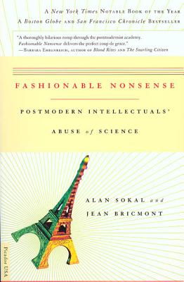 Cover for Fashionable Nonsense