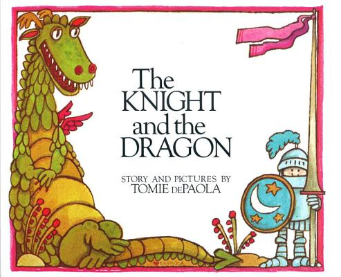 The Knight and the Dragon Cover Image