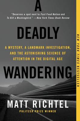 Cover for A Deadly Wandering