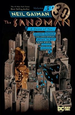 The Sandman Vol. 5: A Game of You 30th Anniversary Edition Cover Image
