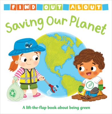 Find Out About: Saving Our Planet Cover Image